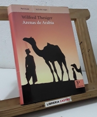 Arenas de Arabia - Wilfred Thesiger