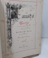 Fausto de Goethe - Goethe