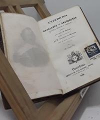 Expedición de los catalanes y aragoneses contra turcos y griegos, dirigida a D. Juan de Moncada, Arzobispo de Tarragona - Francisco de Moncada, Conde de Osona