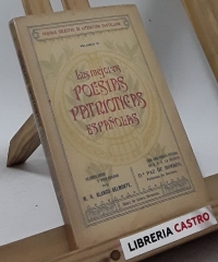 Las mejores poesías patrióticas españolas. Tomo II - Varios