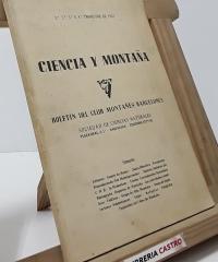 Ciencia y Montaña - Varios
