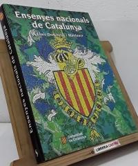 Ensenyes nacionals de Catalunya. (Facsímil) - Lluís Domenech i Montaner
