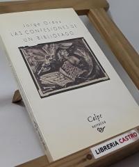 Las confesiones de un Bibliófago - Jorge Ordaz