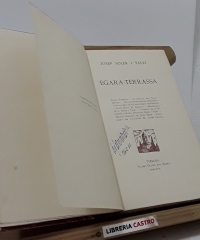 Egara-Terrassa - Josep Soler i Palet