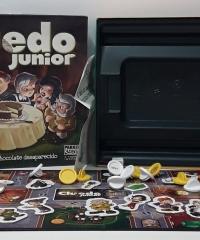 Cluedo Junior. El caso del pastel de chocolate desaparecido (Juego de mesa) - Varios