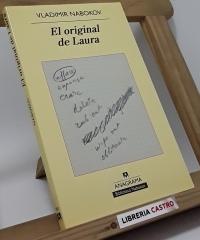 El original de Laura - Vladimir Nabokov