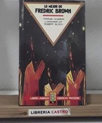 Lo mejor de Fredric Brown - Fredric Brown