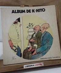 Album de K-Hito - K-Hito
