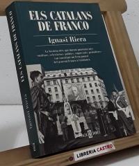 Els catalans de Franco - Ignasi Riera