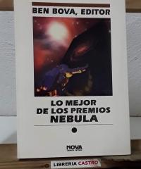 Lo mejor de los premios Nebula - Ben Bova, Editor