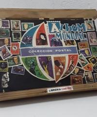 Álbum Mundial. Colección Postal (Completo) - Ramón Valdiosera