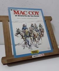 Mac Coy. El desierto de los locos (Tomo XIV) - J. P. Gourmelen