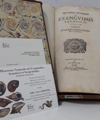 Historiae Naturalis de Exanguibus Acuaticis et Serpentibus (Facsímil y Numerado) - Johannes Jonstonus