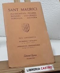 Guía cartográfica. Sant Maurici - Varios