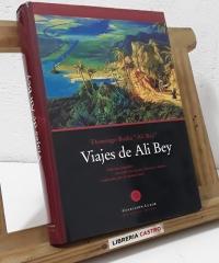 Viajes de Ali Bey - Domingo Badía, Ali Bey