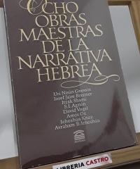 Ocho obras maestras de la narrativa hebrea - Varios