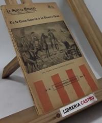 De la Gran Guerra a la Guerra Gran - Per M.G. amb prolec de Carreras i Candi