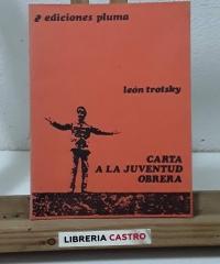 Carta a la juventud obrera - León Trotsky