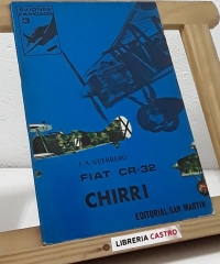 Fiat CR-32 Chirri - J.A. Guerrero