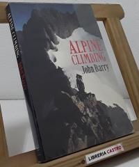 Alpine climbing - John Barry