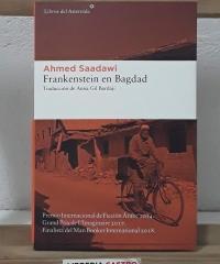 Frankenstein en Bagdad - Ahmed Saadawi