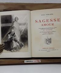 Sagesse amour (Numerado) - Paul Verliane