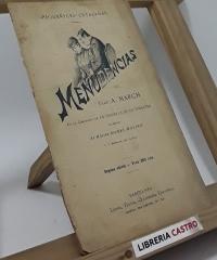 Menudencias - A. March
