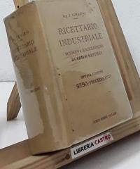 Ricettario Industriale - Italo Ghersi Ing.