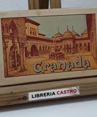 Serie de 15 Postales de Granada - Desconocido