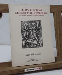El ball parlat de Sant Pere Ermengol. La Guàrdia dels Prats (Conca de Barberà) - Albert Palacín i Artiga