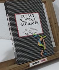 Curas y remedios naturales - Dr. Tsu Sim