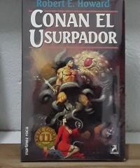Conan el usurpador - Robert E. Howard