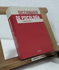 Diccionario de Psicología - Friedrich Dorsch