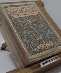 Sonata Primavera, Estío, Otoño e Invierno. Memorias del Marqués de Bradomin (IV tomos) - Ramón del Valle Inclán