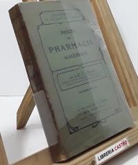 Précis de pharmacie galénique - D. E. Gérard