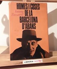 Homes i coses de la Barcelona d'abans - Jaume Passarell