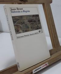 Volverás a región - Juan Benet