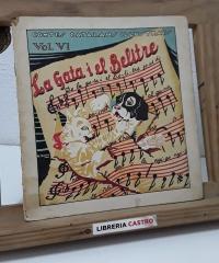 La Gata i el Belitre. Contes catalans il.ustrats Volum VI - Jordi Canigó