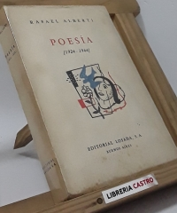 Poesía 1924-1944 - Rafael Alberti