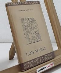 Los Mayas - Máximo Soto-Hall
