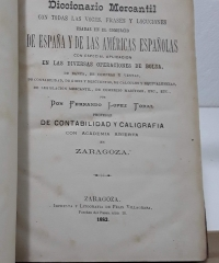 Diccionario Mercantil - Fernando Lopez Toral