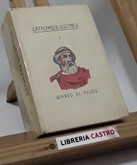 Catalans Il.lustres I. Wifred el Pelós (edició numerada i en paper de fil) - Antoni C. Galvaldà