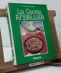 La Cocina andaluza - Miguel Salcedo Hierro