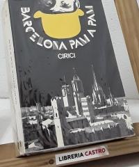 Barcelona pam a pam - Alexandre Cirici