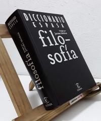 Diccionario Espasa. Filosofía - Varios