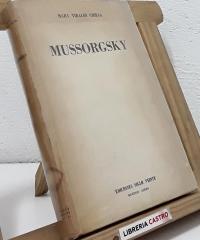 Mussorgsky - Mary Tibaldi Chiesa