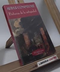 Historias de la antigüedad - Sir Arthur Conan Doyle