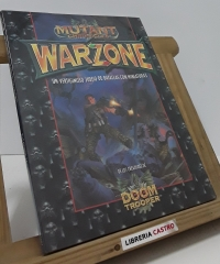 Mutant Chronicles WarZone - Varios