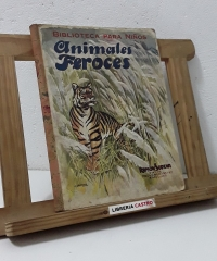 Animales feroces - F. Cabañas Ventura