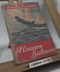 El Crucero Baleares - Fernando P. de Cambra